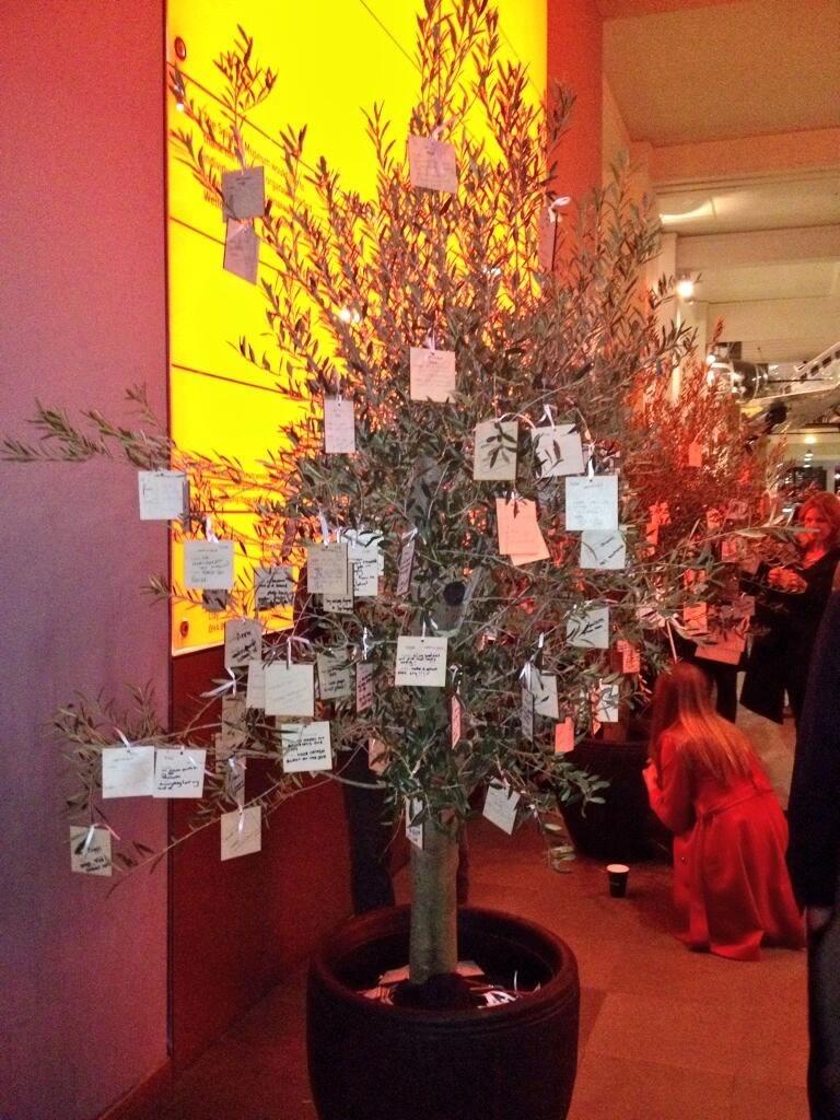 Olive Wishing Tree