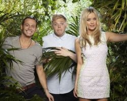 Greenery photoshoot for ITV