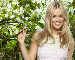 Jungle photoshoot for ITV