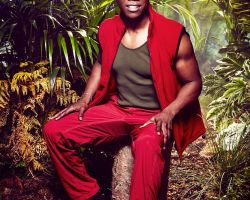 Plants and props hired to create a Jungle for I'm a Celebrity photoshoot with ITV