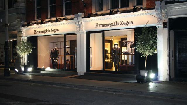 Ermenegildo Zegna VIP night Olive trees