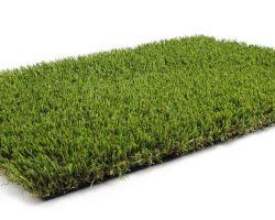 Artificial grass rectangular placemat