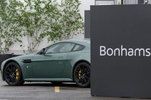 If you like your cars Bonhams auction is a fantastic annual event held @ Aston Martin Works, Newport Pagnell.