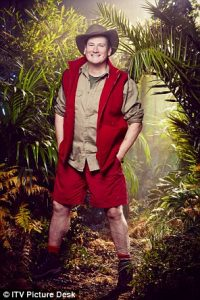 I'm a Celeb (photo shoot)