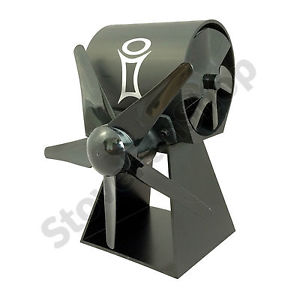 Heat Powered Fans Wood Stove