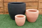 Circular alibaba style planter